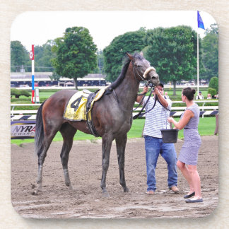 Big Trouble wins the 100th Sanford Stakes Coaster