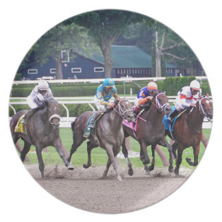 Big Trouble wins the 100th Sanford Stakes Dinner Plate