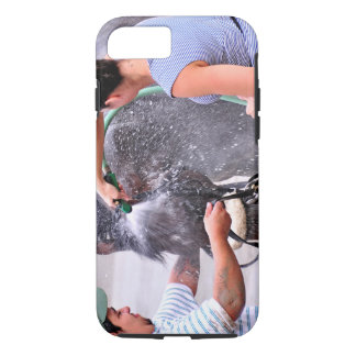 Big Trouble wins the 100th Sanford Stakes iPhone 7 Case