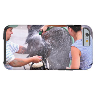 Big Trouble wins the 100th Sanford Stakes Tough iPhone 6 Case