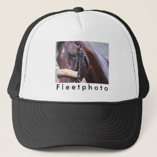 Big Trouble wins the 100th Sanford Stakes Trucker Hat