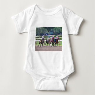 Big Trouble wins the 100th Sanford Stakes Shirt