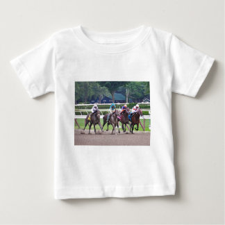 Big Trouble wins the 100th Sanford Stakes T-shirts