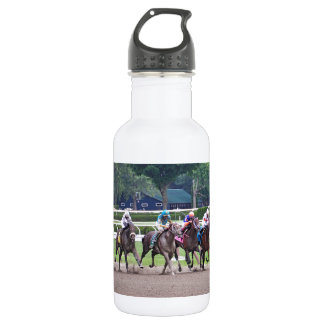 Big Trouble wins the 100th Sanford Stakes Water Bottle