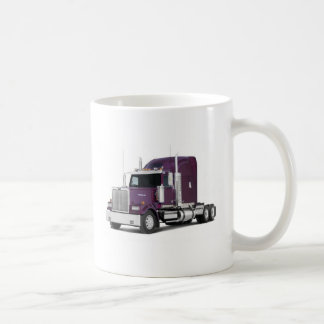 big truck coffee mug