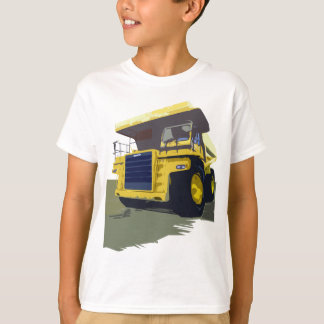 big truck - front and back T-Shirt