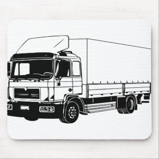 Big Truck Mouse Pad