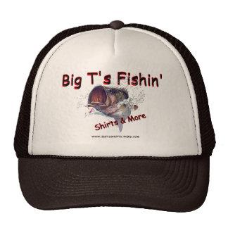 Big T's fishin' hat