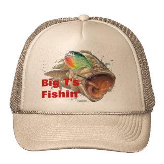 Big T's Fishin' Mesh Hat