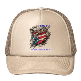 Big T's Fishing logo Trucker Hat