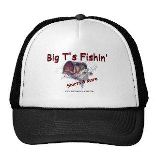 Big T's logo Mesh Hat