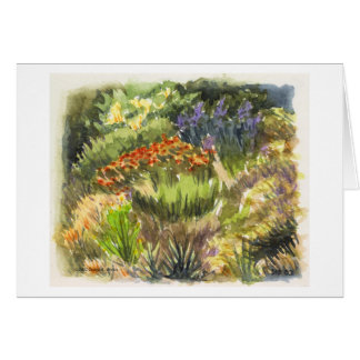 Big Tujunga Canyon Card