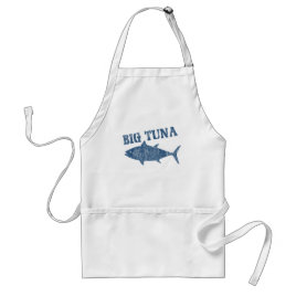 Big Tuna Adult Apron