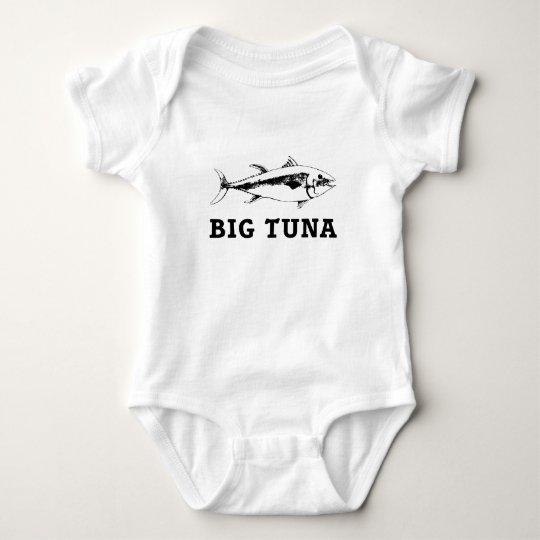 Big Tuna Baby Bodysuit