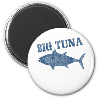 Big Tuna 2 Inch Round Magnet