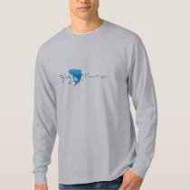 Big Tuna -Men's Sport-Tek Competitor L/S T-shirt