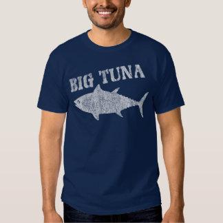 Big Tuna (wht) Tee Shirt