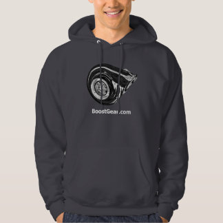 Big Turbo Hoodie (Sweatshirt) by BoostGear.com