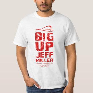 Big Up Jeff Miller Tee Shirt