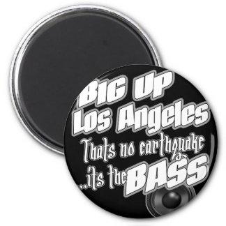 BIG UP Los Angeles Magnet