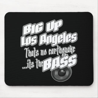 BIG UP Los Angeles Mouse Pad