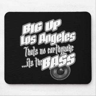 BIG UP Los Angeles Mousepads