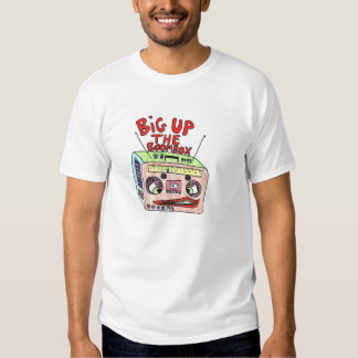 Big Up The Boombox T-Shirt