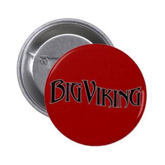 Big Viking Pinback Button