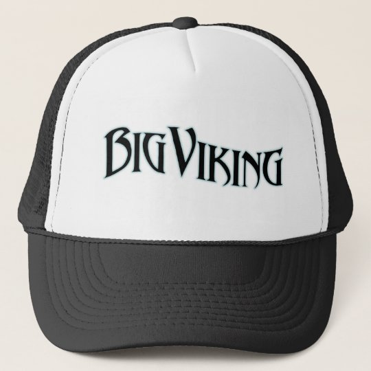 Big Viking Trucker Hat