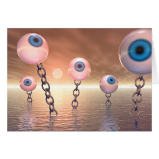 Big Vision And Chains Card