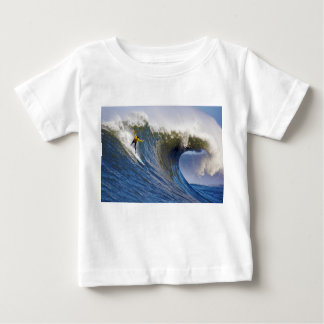 Big Wave at the Mavericks Surfing Competition Baby T-Shirt
