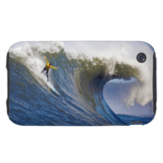 Big Wave at the Mavericks Surfing Competition iPhone 3 Tough Cover