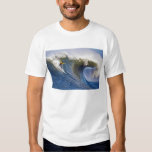 Big Wave at the Mavericks Surfing Competition T Shirt