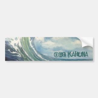 Big Wave Bumper Sticker