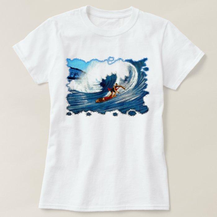 """Big Wave Lovers"" T-Shirt"