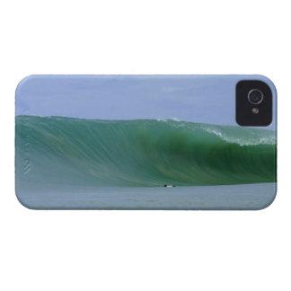 Big Wave Nias Island Blackberry Case
