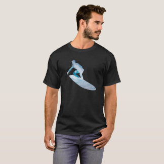 Big Wave Ocean Surfing Surfer Cool Men's T-Shirt