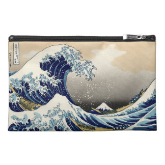 Big Wave off Kanagawa Bagettes Bag Travel Accessories Bag