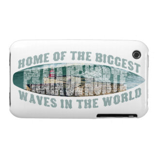 Big wave surfing iPhone 3 cases