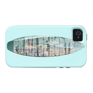 Big wave surfing iPhone 4 cover