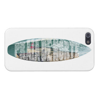 Big wave surfing iPhone 5 cover