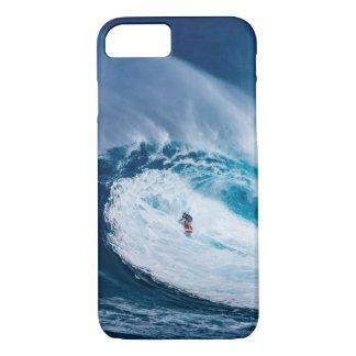 Big Wave Surfing Oceanscape iPhone Case