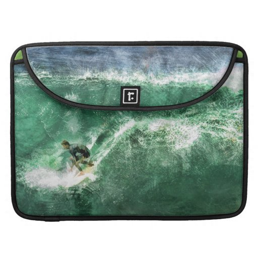 Big Wave Surfing Sleeves For MacBook Pro