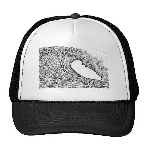Big Wave Trucker Hat
