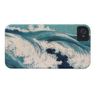 Big Waves - Uehara Konen iPhone 4 Case-Mate Case