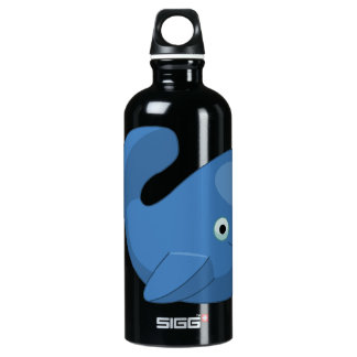 Big Whale Water Bottle
