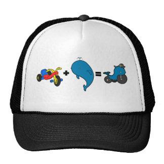 Big Whales Trucker Hat