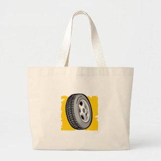 Big Wheel Canvas Bag