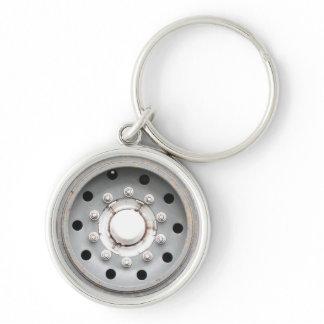 Big Wheel Keychain