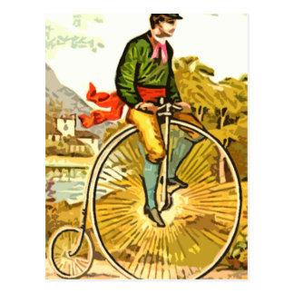 Big Wheel Postcard